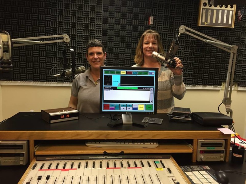 Interview with Lisa McGuire and Rhonda Ziehl on 98.1 Cat Country